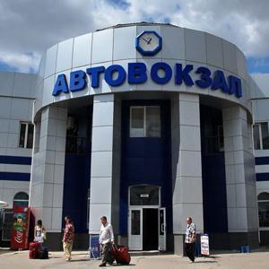 Автовокзалы Кожевниково