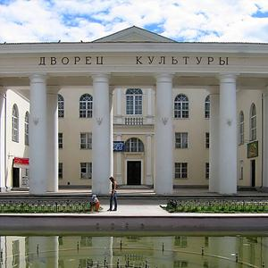 Дворцы и дома культуры Кожевниково