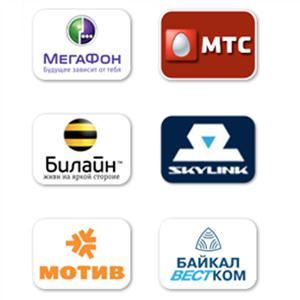 Операторы сотовой связи Кожевниково