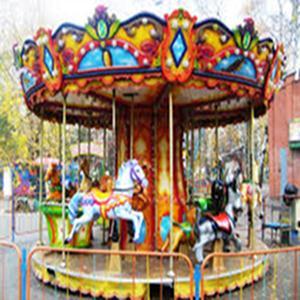 Парки культуры и отдыха Кожевниково