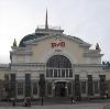 Железнодорожные вокзалы в Кожевниково