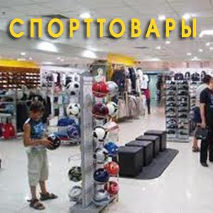 Спортивные магазины Кожевниково